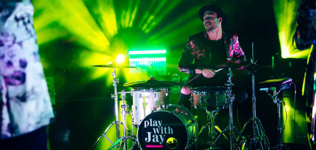 PLAY WITH JAY | Clubband, Coverband, Eventband, Partyband - Jules