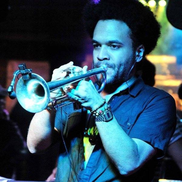 Marvin Dallaway - Guest Trumpet Player - Play With Jay